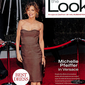 the LOOK - BEST DRESS | 2008 April