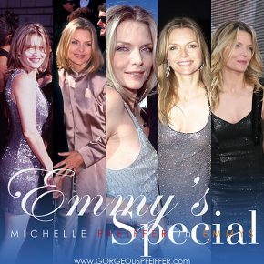 Emmy's Special - Michelle PFEIFFER in Emmys all these years | September 17, 2016