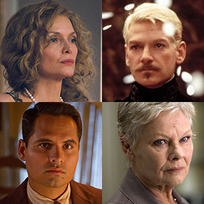 "It's Official! Michelle Pfeiffer To Star in ""Murder on the Orient Express"" 