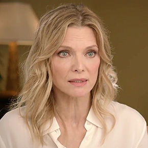 "INSIDE ""THE WIZARD OF LIES"" with Michelle PFEIFFER and Robert DE NIRO 