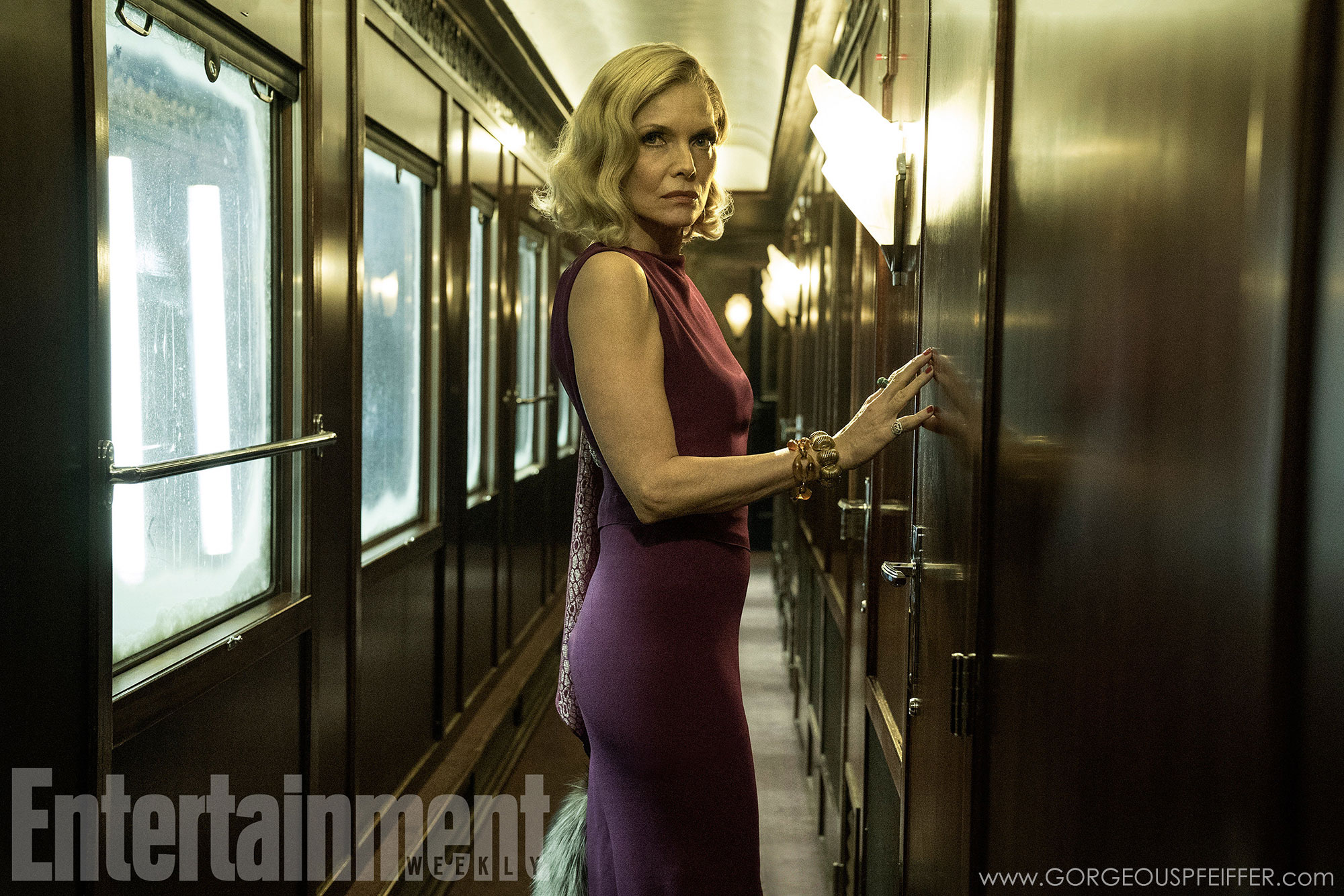 Murder On The Orient Express First Look May 6 2017