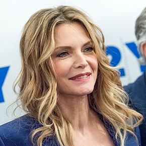 Michelle Pfeiffer at 92Y's 'The Wizard of Lies' Presentation | May 14, 2017