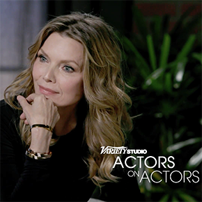 Michelle Pfeiffer & Sarah Jessica Parker on Actors on Actors | June 7, 2017