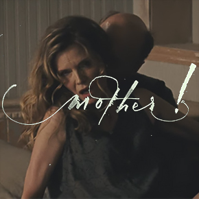 "Michelle Pfeiffer as the ""Woman"" in 'mother!' 