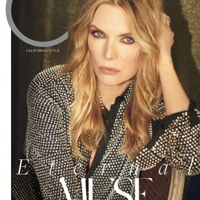 Eternal MUSE - The Queen of Silver Screen Michelle Pfeiffer Reigns On | November 2017
