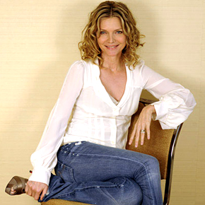For Michelle Pfeiffer, aging gracefully is her role | June 27, 2009