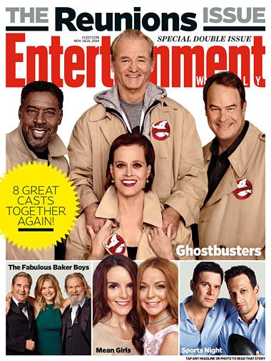 Entertainment Weekly | #1337/1338 | November 14, 21, 2014