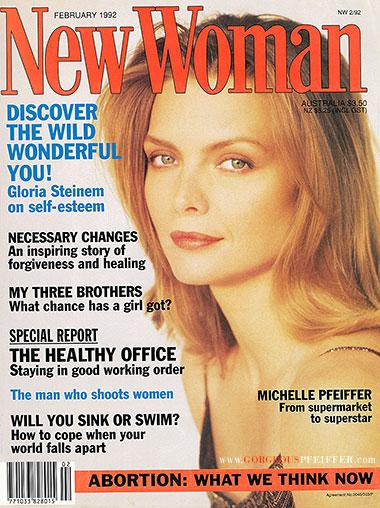 New Woman | February 1992