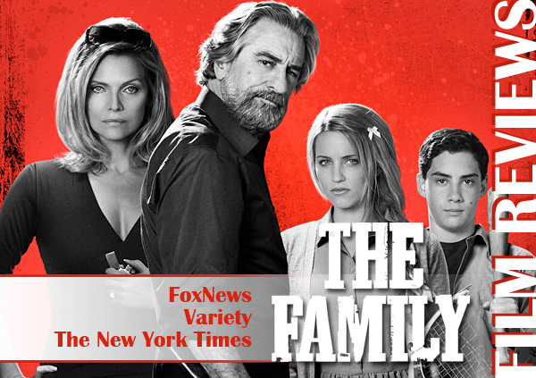 """The Family"" Movie Reviews"