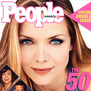 The Unstoppable Michelle Pfeiffer | May 10, 1999