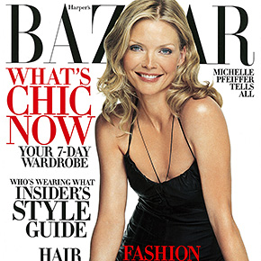 MICHELLE PFEIFFER TELLS ALL | OCTOBER 2002