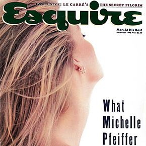 What Michelle Pfeiffer Needs…Is Absolutely Nothing | December 1990