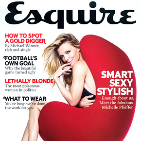 SMART SEXY STYLISH Enough about us. Meet the fabulous Michelle Pfeiffer | September 2007