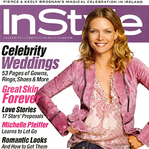 Michelle Pfeiffer Learns to Let Go | February 2002