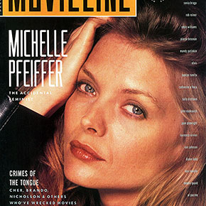 MICHELLE PFEIFFER THE ACCIDENTAL FEMINIST | December 1990