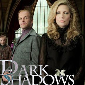 "First Look of Tim Burton's ""Dark Shadows""!"