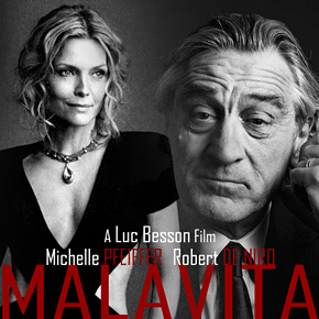 Michelle Pfeiffer Eyes Luc Besson's Malavita | May 30, 2012