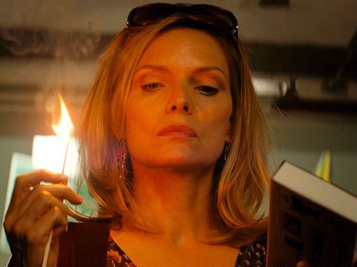 Michelle Pfeiffer in a scene from the motion picture 'The Family.'(Photo: Relativity Media)