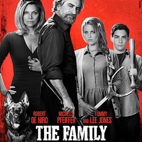 """""""The Family"""" First Trailer Online! 