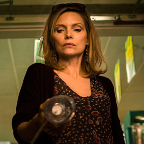 Michelle Pfeiffer on 'The Family' | September 10, 2013