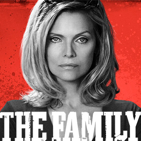 "Michelle Pfeiffer is excellent in ""The Family""! 