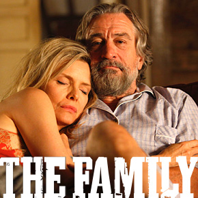 """The Family"" at 2nd place in Opening Weekend 