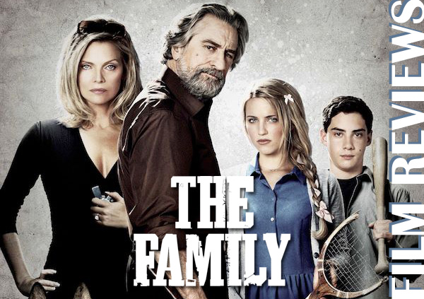 "Michelle Pfeiffer ""The Family"""