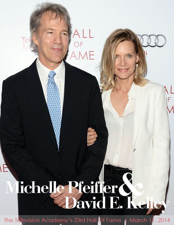 Michelle Pfeiffer & David E.Kelley