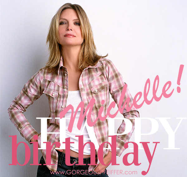 Happy Birthday Michelle!!!