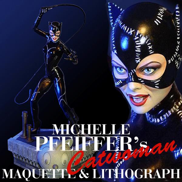 Tweeterhead's Michelle Pfeiffer Catwoman!