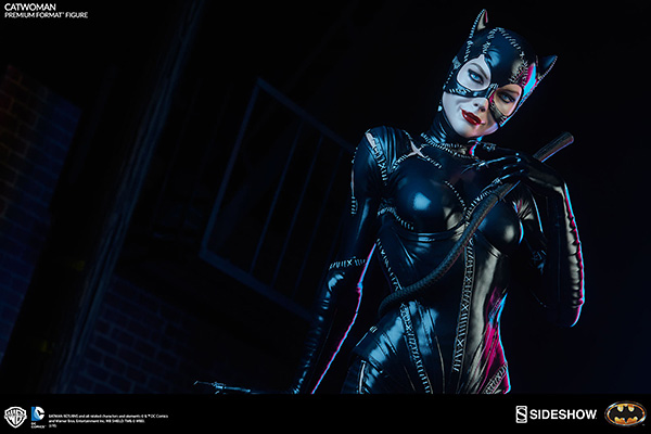 Catwoman Premium Format™ Figure by Sideshow Collectibles