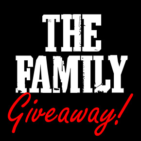 """The Family"" Prize Pack Giveaway! 
