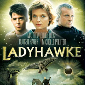 Ladyhawke arrives in Blu-ray this month!