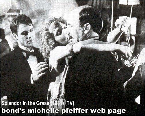 Michelle Pfeiffer bond's michelle pfeiff...