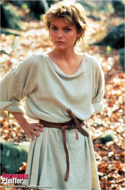 Bond S Michelle Pfeiffer Web Page Ladyhawke
