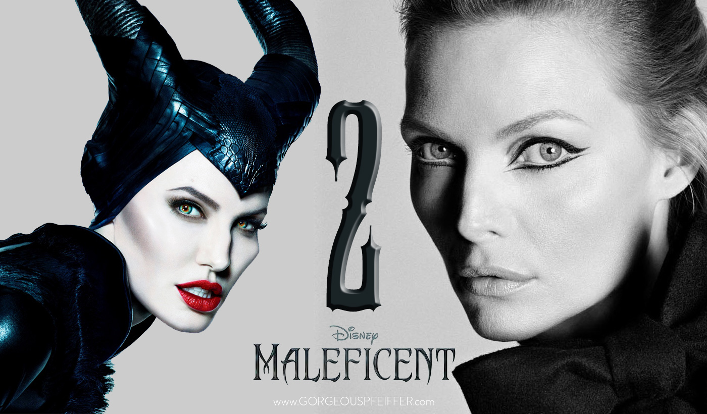 Michelle Pfeiffer Joins Angelina Jolie In Maleficent 2