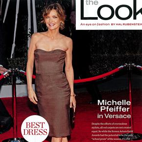 the LOOK - BEST DRESS | 2008 April