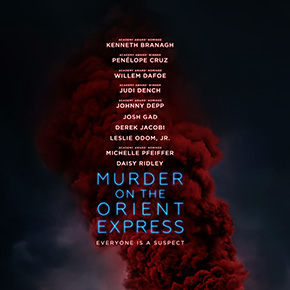 First Trailer of 'Murder on the Orient Express' | June 2, 2017
