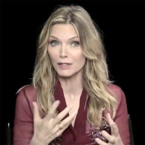 Michelle Pfeiffer Is A living Legend! mother! Featurette | September 5, 2017
