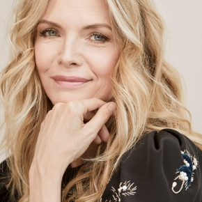 Michelle Pfeiffer: 'I'm Always Afraid of Failing' | November 2, 2017