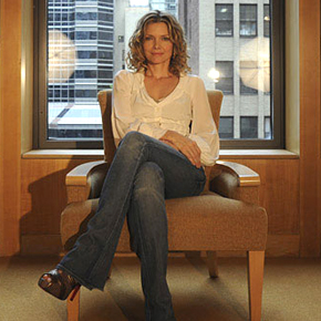Michelle Pfeiffer: the actress for whom ageing holds no fear | July 17, 2009