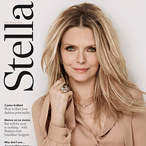 Michelle Pfeiffer opens up | November 2013