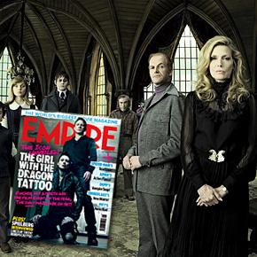 First Look: Dark Shadows | November 2011
