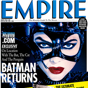 EXCLUSIVE: On Location With The Bat, The Cat And The Penguin | August 1992