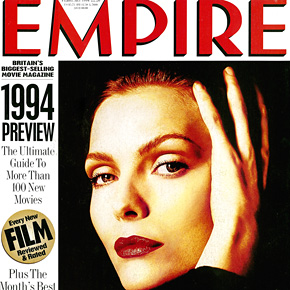 Michelle Pfeiffer Gets Serious In Scorsese's THE AGE OF INNOCENCE | February 1994