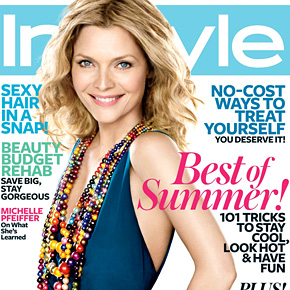 MICHELLE PFEIFFER On What She's Learned | July 2009
