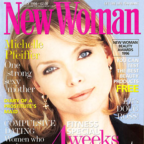 Michelle Pfeiffer One Strong Sexy Mother | July 1996