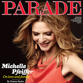 Michelle Pfeiffer on Love and Family | May 6, 2012