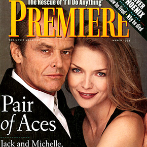 Pair of Aces - Jack and Michelle dancing with 'Wolf' | March 1994