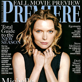Michelle Pfeiffer The Fire Within | September 1999